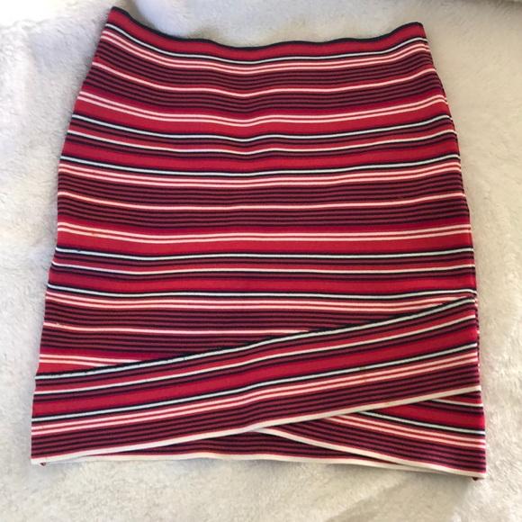 BCBGMaxAzria Dresses & Skirts - BCBG bandage mini skirt